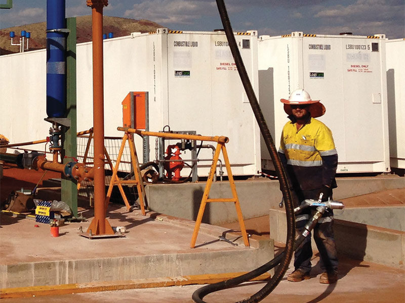 Fuelco Australia Pty ltd